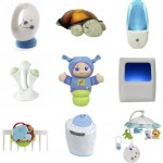 Choosing A Night Light for Baby