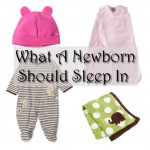 What A Newborn should wear to sleep through the night