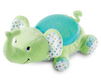 twilight turtle night light for baby