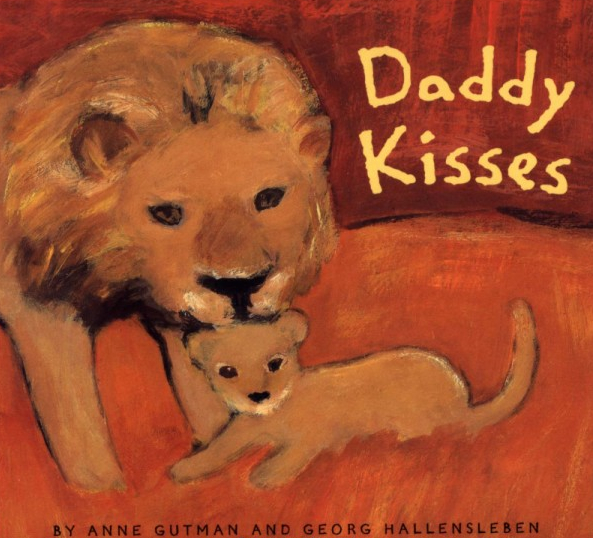 Daddy Kisses Sleep Book
