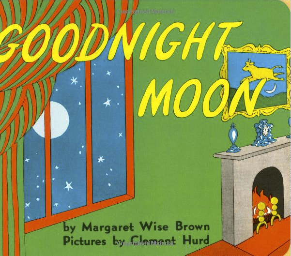 Goodnight Moon Bedtime Book