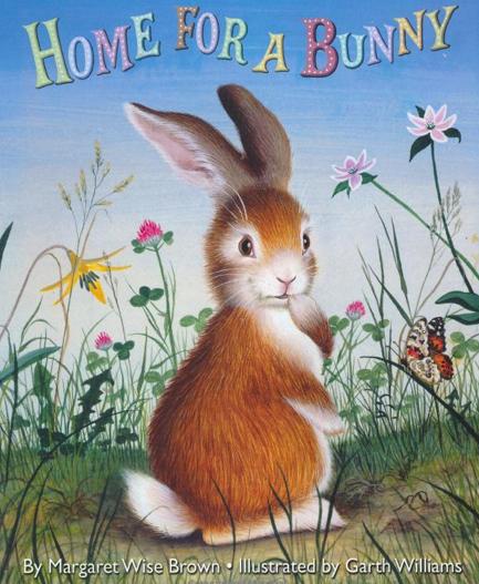 Home For Bunny Baby Sleep Book
