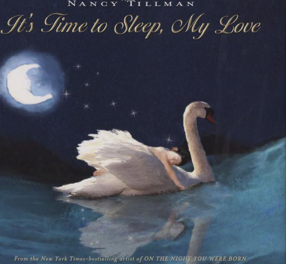 Time to sleep my love book