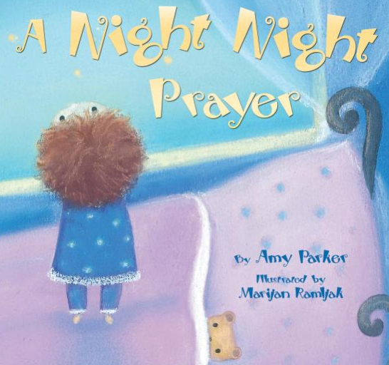 Night Night Prayer Baby Book