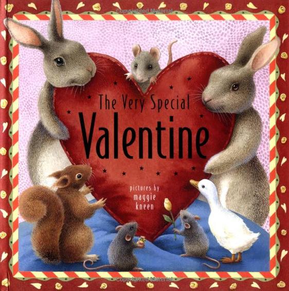 Valentines Day Baby Book