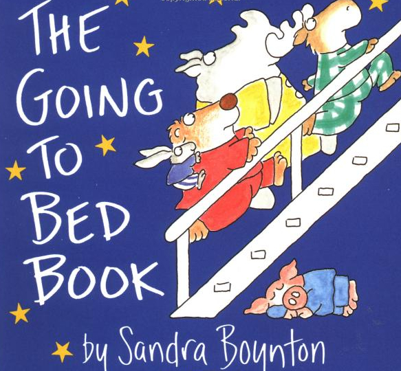 Going To Bed Baby Book