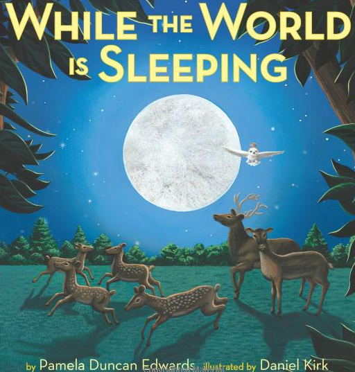 World Is Sleeping Baby Book