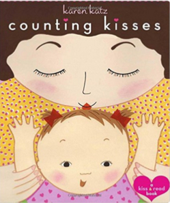 Counting Kisses baby book