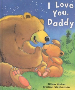 Love You Daddy Bedtime Book