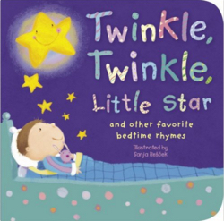 Twinkle Little Star Bedtime Book