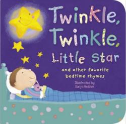 Twinkle Little Star Bedtime Book