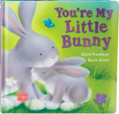 My Little Bunny Sleep Book