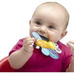 Cute baby teether