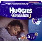 Huggies Overnight diapers