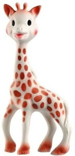 sophie giraffe teether
