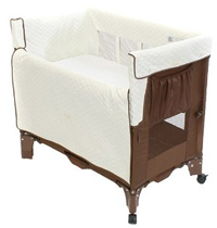 Arms Reach Bassinet Mini Crib