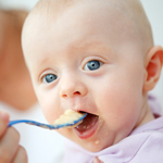 When to give baby cereal