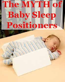 myth of baby sleep positioners