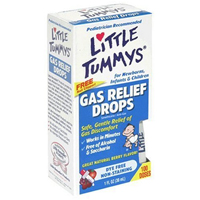 Top ten baby items gas relief
