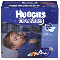 Top ten baby items overnight diapers
