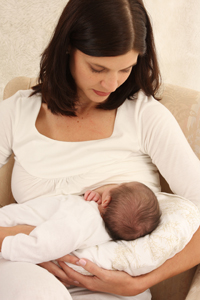 Benefits of breast feeding