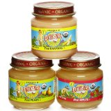 Earth's Best Baby Food Reviews Fruit