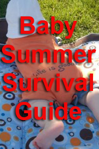 Baby summer survival guide