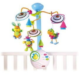 Classic Musical Baby Mobile
