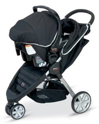 Britax Travel System Stroller