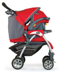 Chicco Travel System Stroller