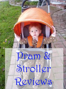 Pram stroller reviews