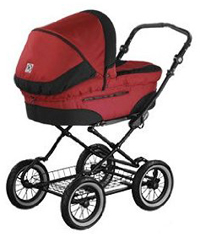 Roan Rocco Pram Stroller
