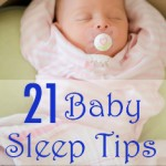21 Baby Sleep Tips