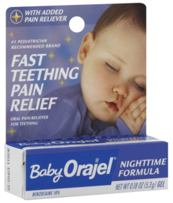Teething Orajel