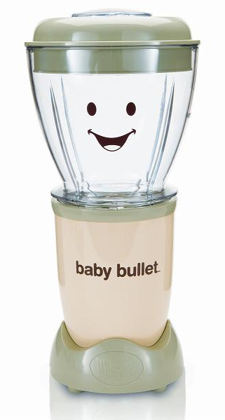Baby Bullet Grinder