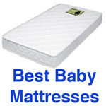 best mattresses for baby cribs