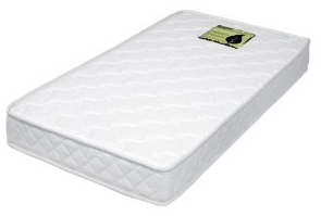 Organic coconut palm mattress