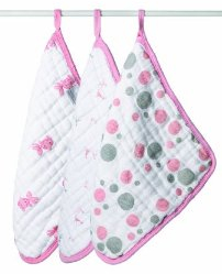 Aden ANais Baby Wash Cloths