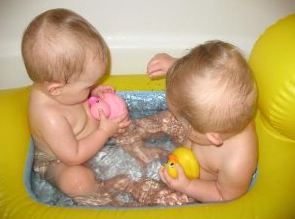Perfect Baby Bath in 7 Steps