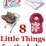 8 little things for baby