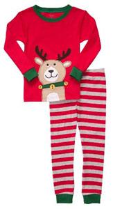 Reindeer Baby Pajamas