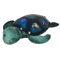 Starry night light Sea Turtle