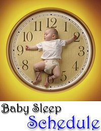baby sleeping schedule