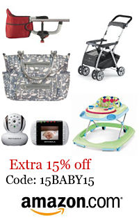 Amazon baby discount