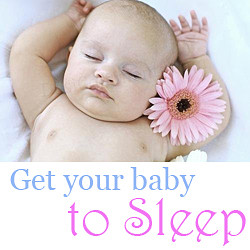 get your baby to sleep
