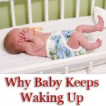 why baby keeps waking up