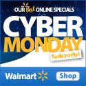 Cyber Monday at Wal-Mart